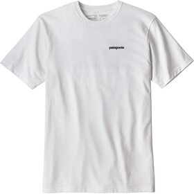 Patagonia P-6 Logo - T-shirt manches courtes Homme - blanc